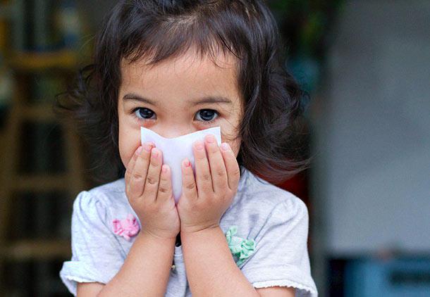 مرگ کودکان در اثر آنفولانزا بیشتر در چه کسانی اتفاق میافتد؟