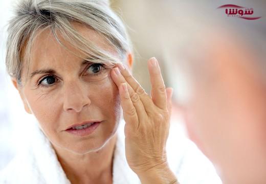 ورزشهای صورت به زنان میانسال کمک میکند تا جوانتر به نظر برسند