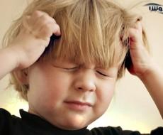 علت خارش سر در نوزادان و کودکان چیست؟