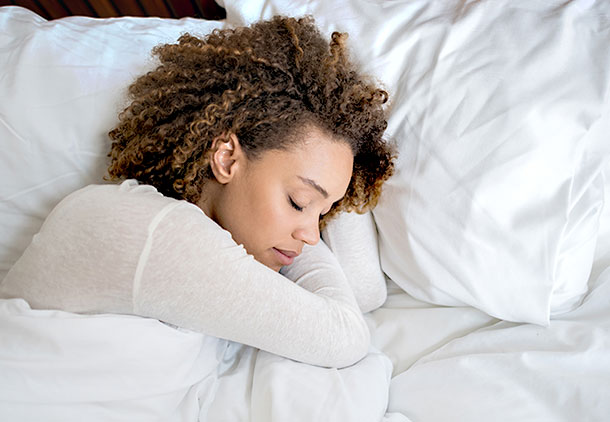 به اندازه کافی بخوابید