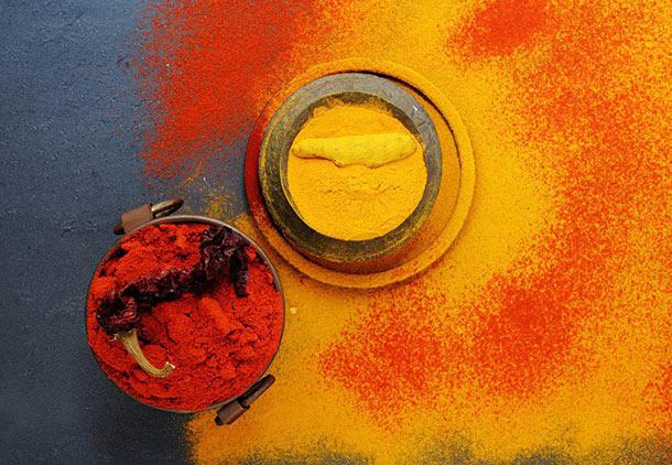 بهداشت دهان و دندان در طب سنتی با زردچوبه