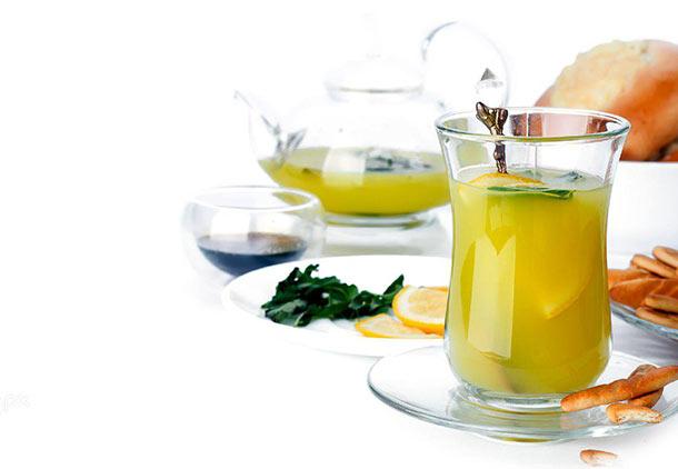 بهداشت دهان و دندان در طب سنتی با چای سبز