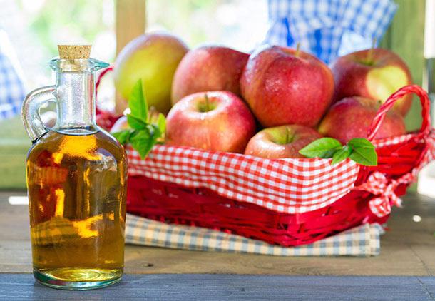 روش خانگی درمان زگیل تناسلی مردان با سرکه سیب