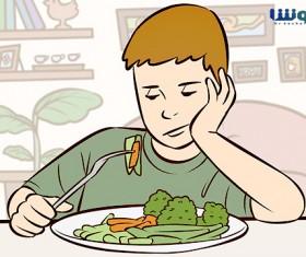 درمان سوء تغذیه در کودکان