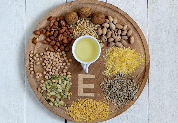 ویتامین E برای ویتامینه کردن مو