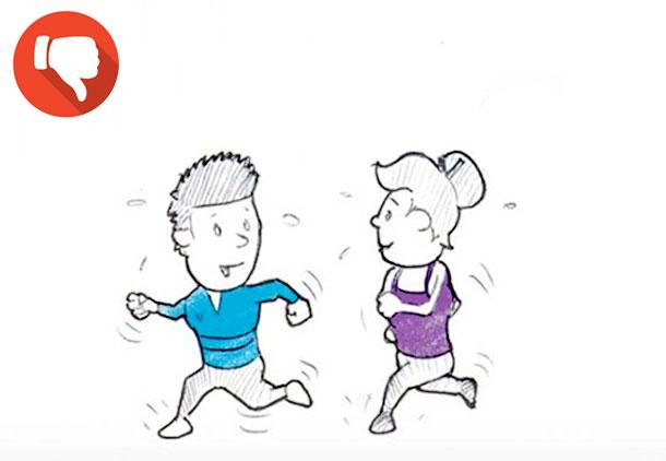 باور غلط شماره 5 در مورد کاهش وزن : از دست دادن وزن بدون رژیم و ورزش!