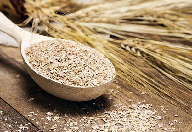 وجود نوع خاصی از نشاسته در پودر جوانه گندم