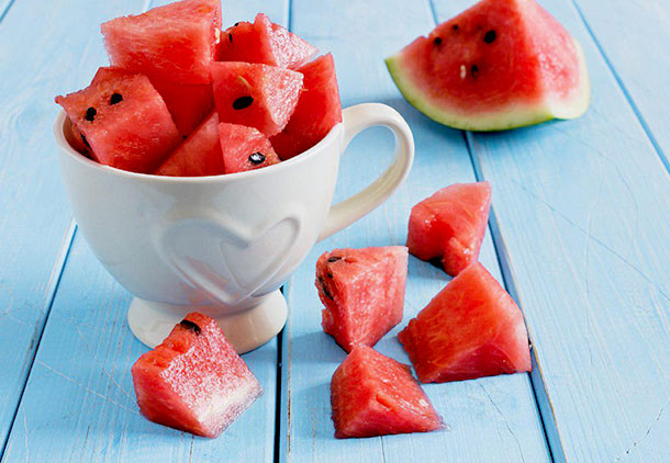 هندوانه برای درمان زود انزالی
