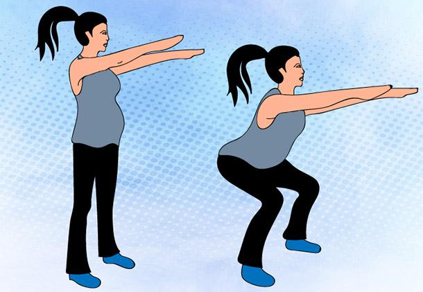 حفظ تعادل در هفته بیست و نهم بارداری