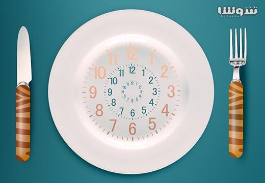 نظر متخصصان درباره بهترین زمان غذا خوردن برای لاغری