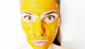 ماسک زردچوبه و نمک دریایی ، رفع موهای زائد بدن به طور کامل