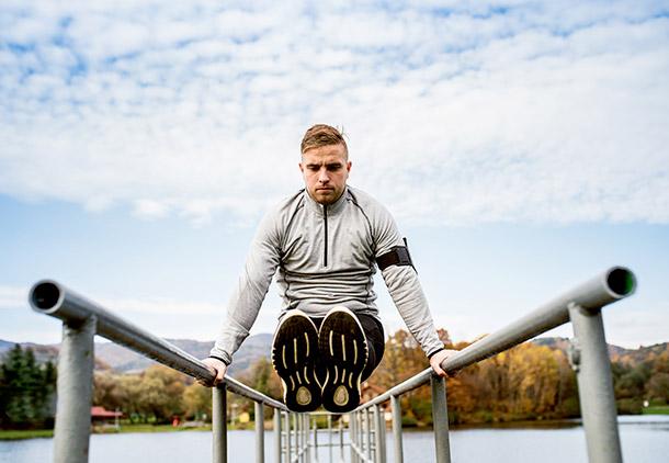 ورزش کردن برای خستگیهای مداوم