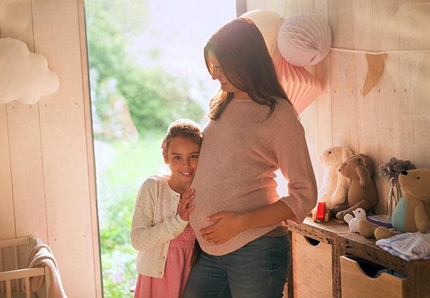 نکاتی برای هفته سی و یکم بارداری