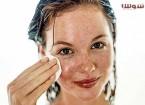 از بین بردن لکهای صورت با روش های طبیعی و دائمی