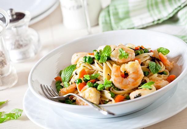 فهرست رژیم های غذایی - رژیم غذایی ماکیان-پسترین (Pollo-pescetarian)