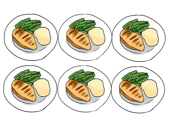 رژیم غذایی بدن برای زندگی : برنامه غذایی رژیم بدن برای زندگی