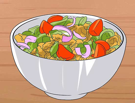 سبزیجات مجاز در رژیم غذایی بدن برای زندگی