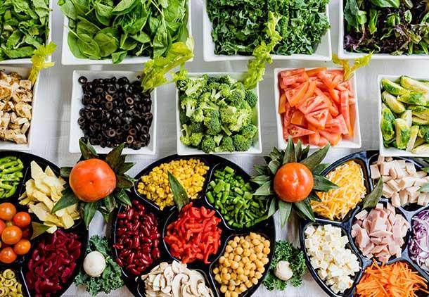 رژیم غذایی بر پایه گیاهان : برنامه غذایی رژیم بر پایه گیاهان
