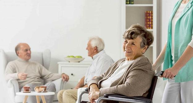 مراقبت از سالمندان : تأمین محیط مناسب برای مراقبت