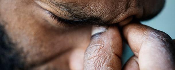سردرد سینوزیت : میگرن یا سردرد سینوسی
