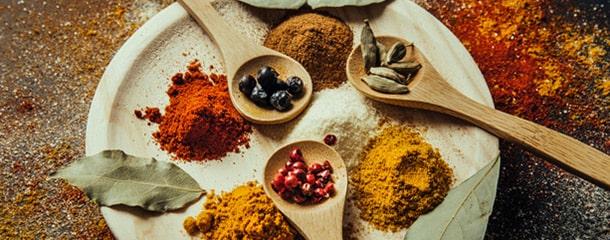 رژیم غذایی گروه خونی : چاشنی و ادویهها در رژیم غذایی گروه خونیAB