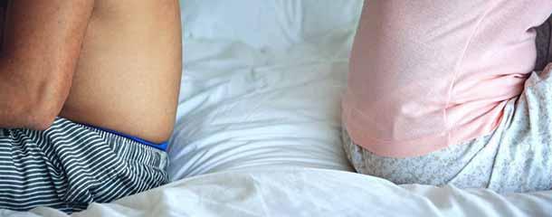 اختلالات جنسی : اختلال درد در رابطه جنسی