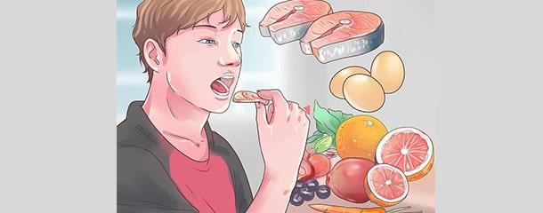 تقویت اسپرم مردان : برای تحرک اسپرم چی بخوریم