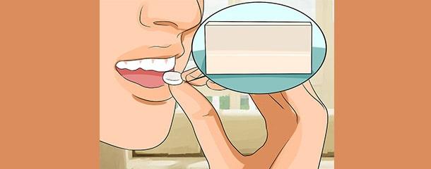 درمان قرمز شدن لثه با آنتی بیوتیک