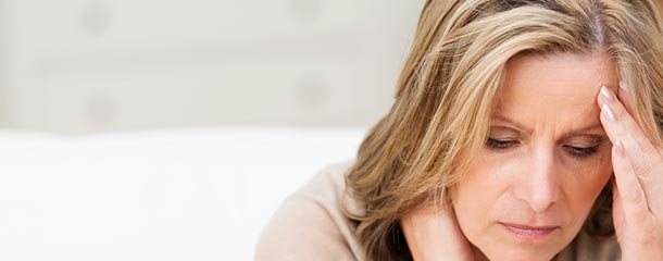 خارش دستگاه تناسلی زنان :یائسگی علت خارش دستگاه تناسلی زنان