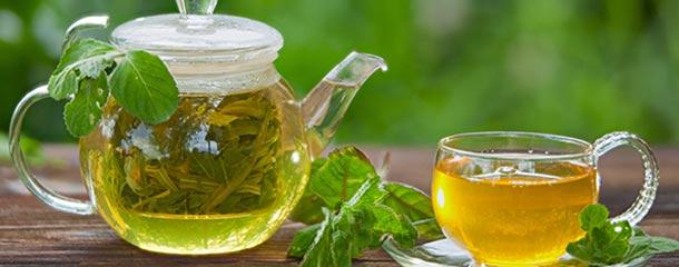 دمنوش های مفید در بارداری : چای سبز در بارداری
