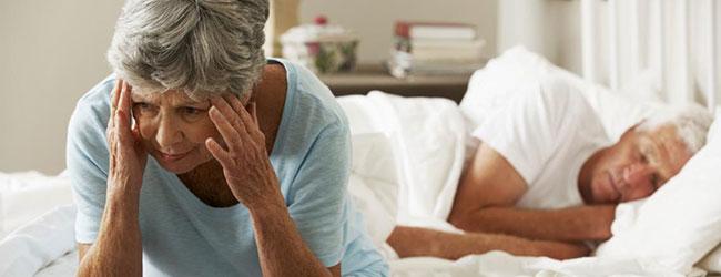 کمتر شدن رابطه جنسی در زنان مسن : تحقیقاتی برای یافتن دلایل کمتر شدن رابطه جنسی زنان مسن