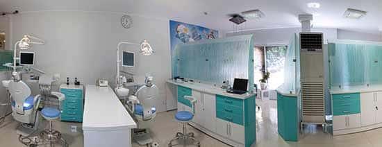 کلینیک دندانپزشکی کودکان : کلینیک دندانپزشکی شهاب