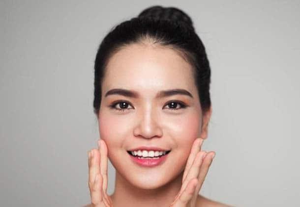 چاق شدن صورت : ماساژ برای چاقی صورت در یک هفته