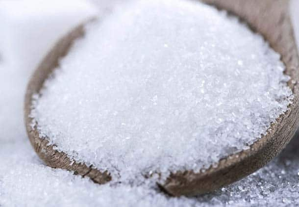 چاق شدن صورت : مصرف شکر برای چاقی صورت در یک هفته
